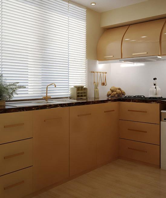 Кухня хрущевка